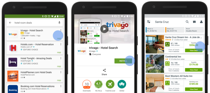 Google introduces new app and video ad capabilities | TechCrunch
