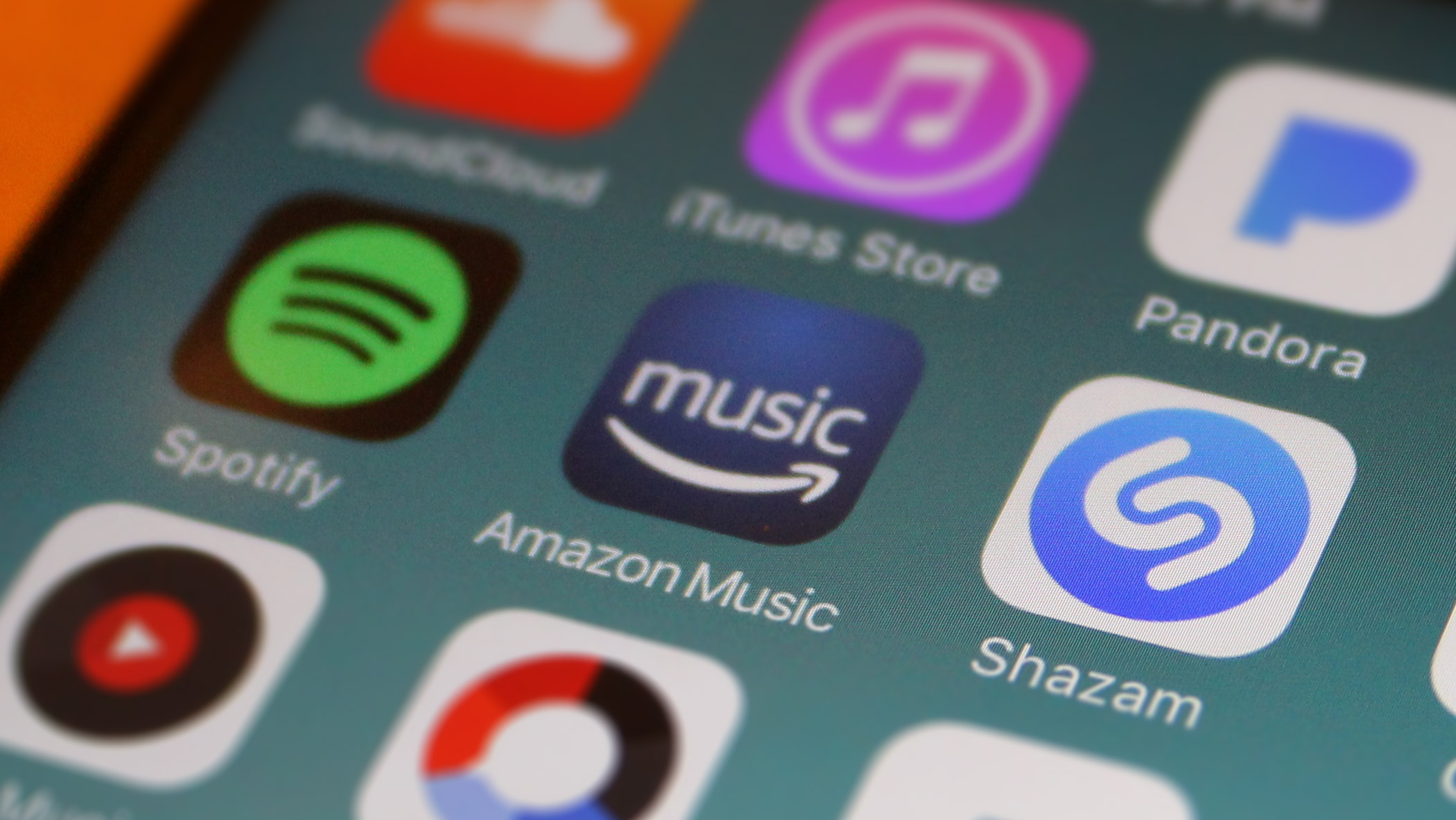 Amazon Music's app adds hands-free listening, courtesy of Alexa