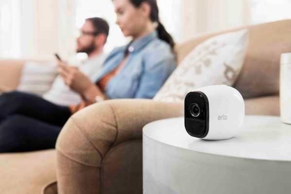 Netgear's Arlo security camera spin-off files for IPO