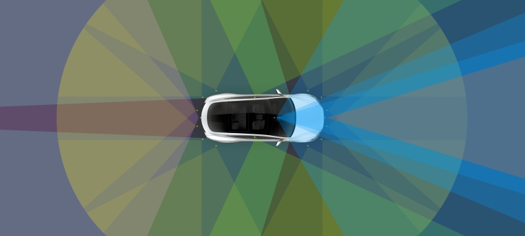 Tesla acquires computer vision start-up DeepScale in push towards robotaxis thumbnail