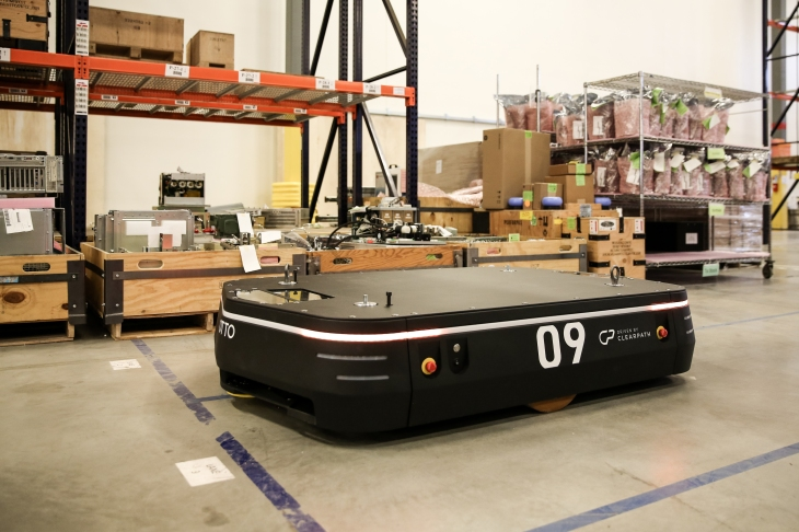 Clearpath Robotics raises $30 million to become a Tesla for