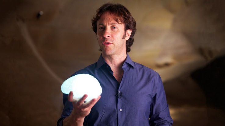 Neuroscientist David Eagleman, founder of BrainCheck.