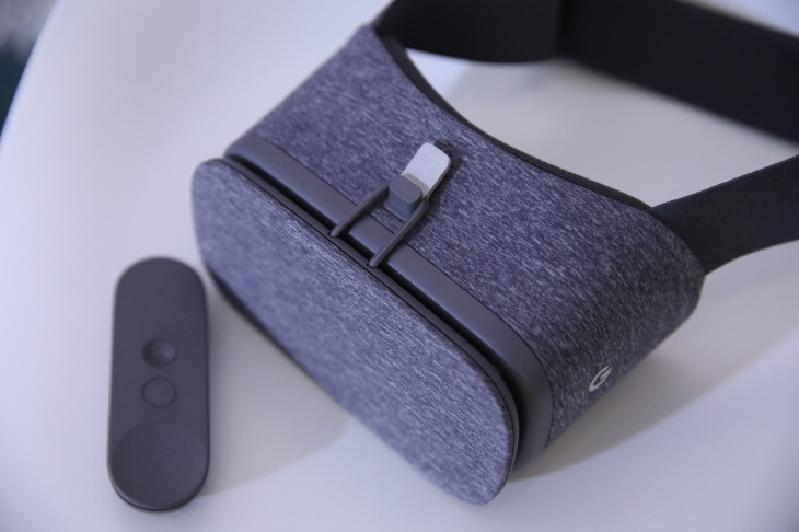 Google's Daydream View VR headset arrives in stores November