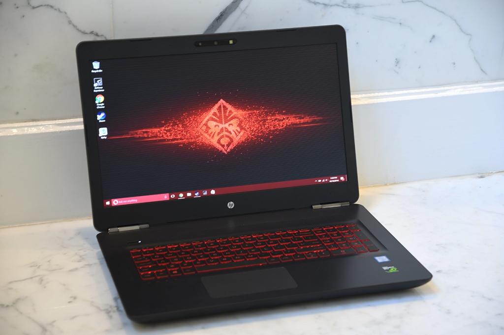 HP's OMEN 17 is an epic gaming laptop that needs just a tweak or two