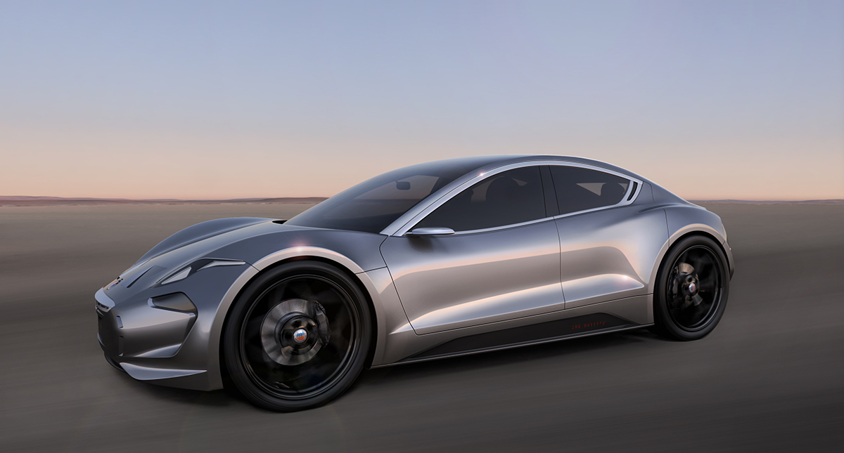 Fisker Inc., The New Electric Car Company Founded By Henrik Fisker (not To  Be Confused With His Previous Venture, Now Karma) Has Revealed The Design  And ...