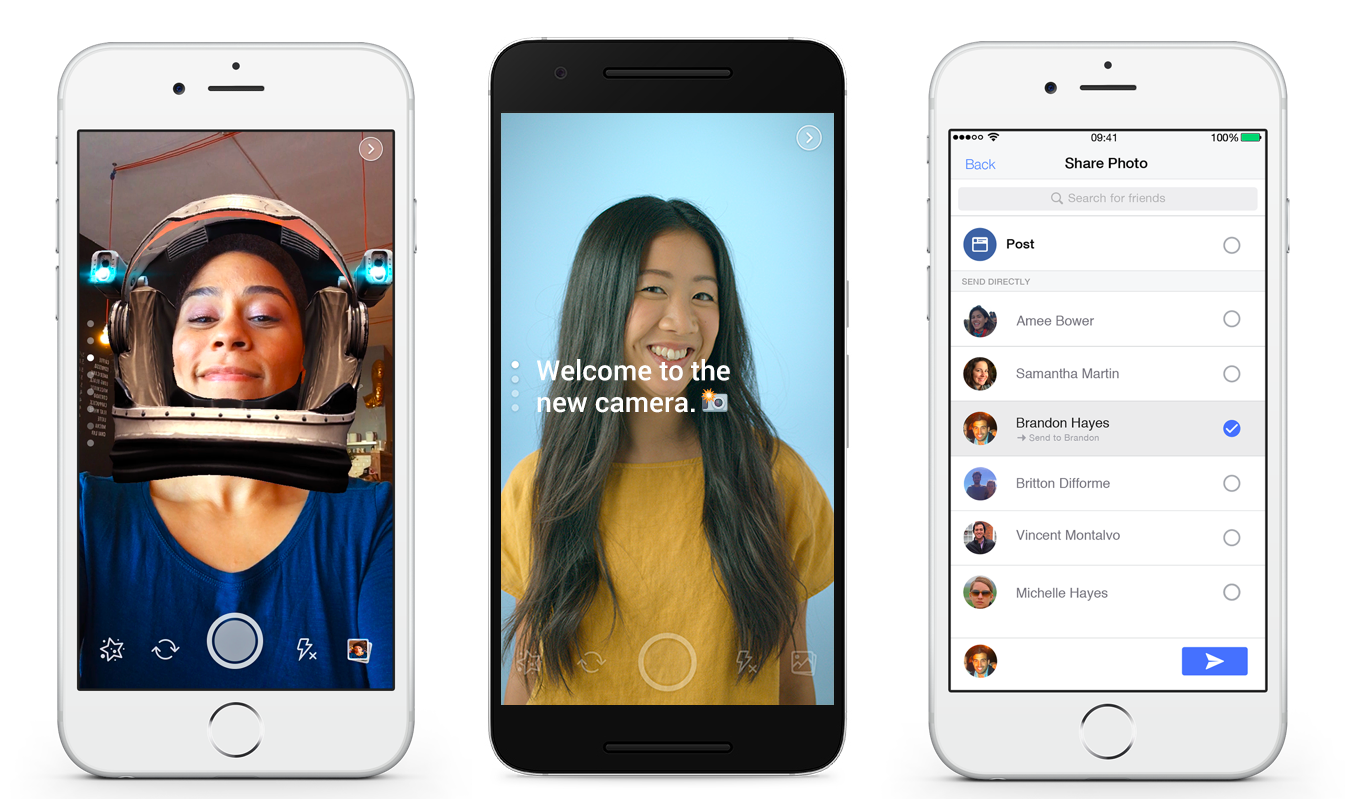 how to turn on camera on facebook video call