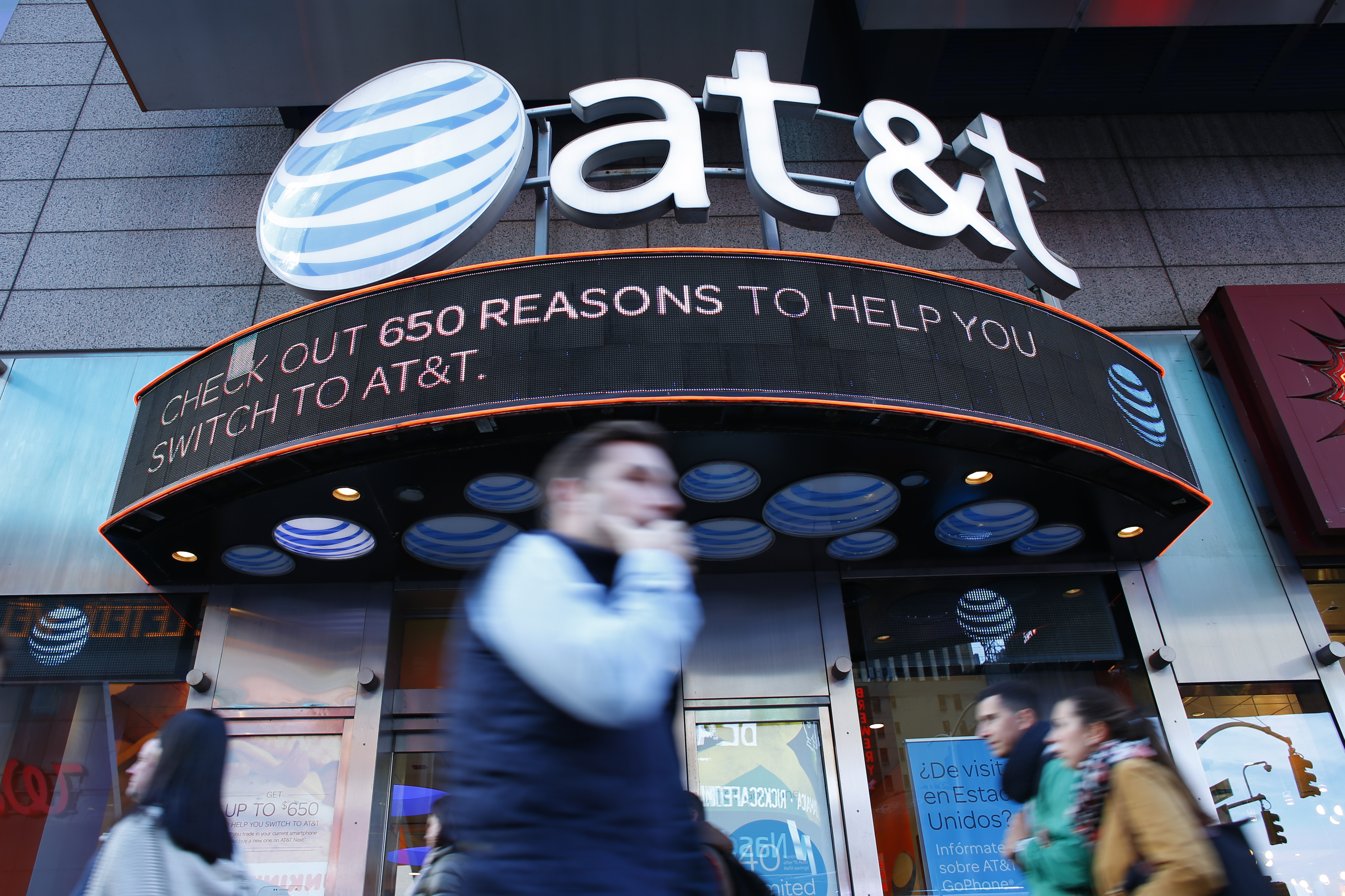 The merger between AT&T and Time Warner is a raw deal for the rest of us |  TechCrunch