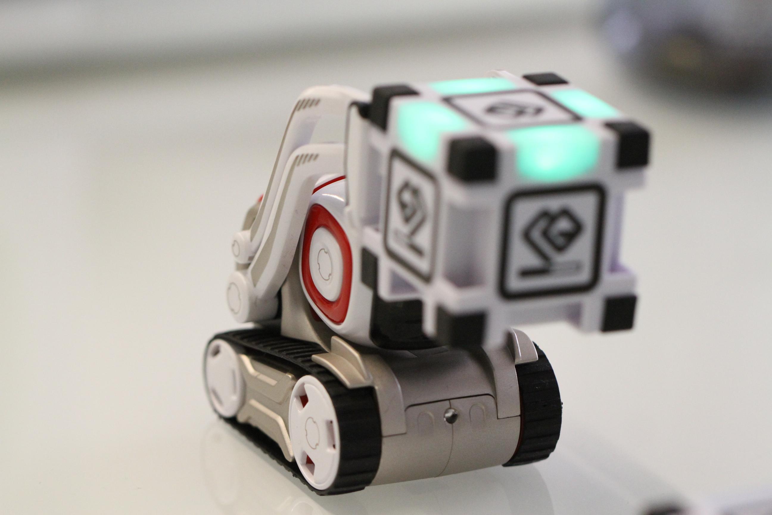Eye, robot – TechCrunch