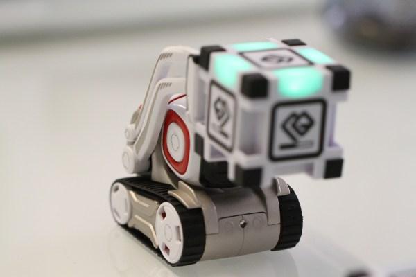 Anki has Sold 1.5 Million Cozmo Robots