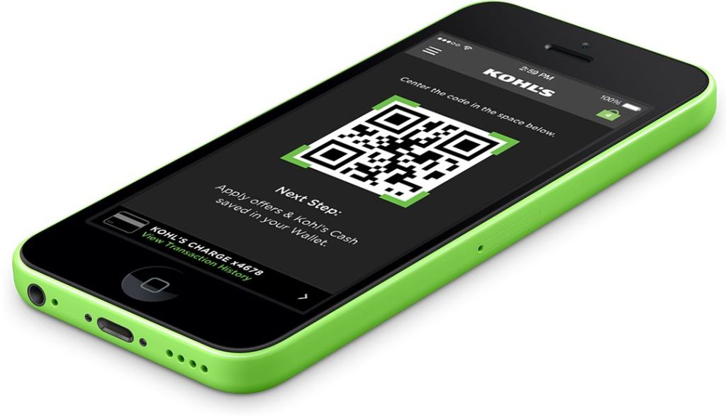 Kohl S Rolls Out Its Own Mobile Payments Platform Kohl S Pay Techcrunch