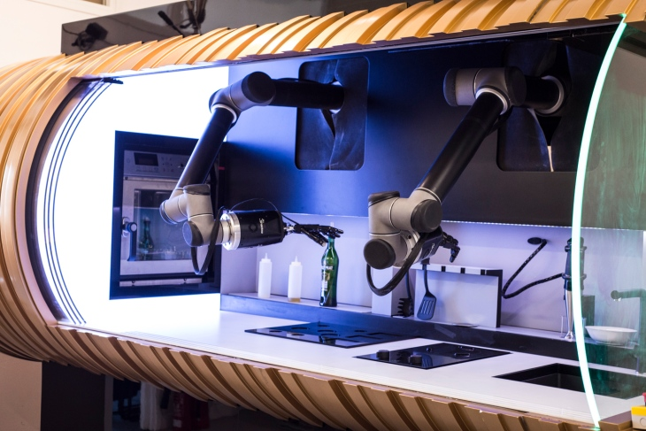 Moley takes to Seedrs to crowdfund future kitchens with robotic chef ...