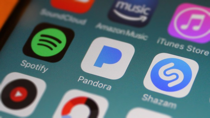 Pandora shares up 8% after surprise earnings beat pandora ios icon