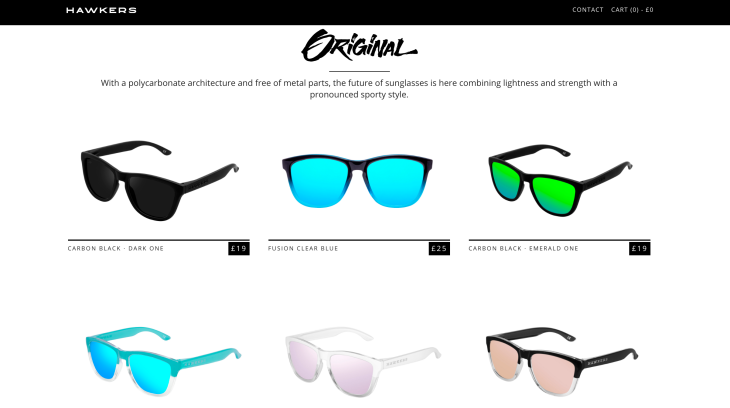 e2e28fd256e2 Spain s sunglasses startup Hawkers nabs  56M to take on the Ray-Bans of the  world