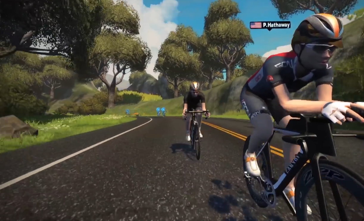 R Virtual Fitness Platform Zwift Launches — ZwiftItaly