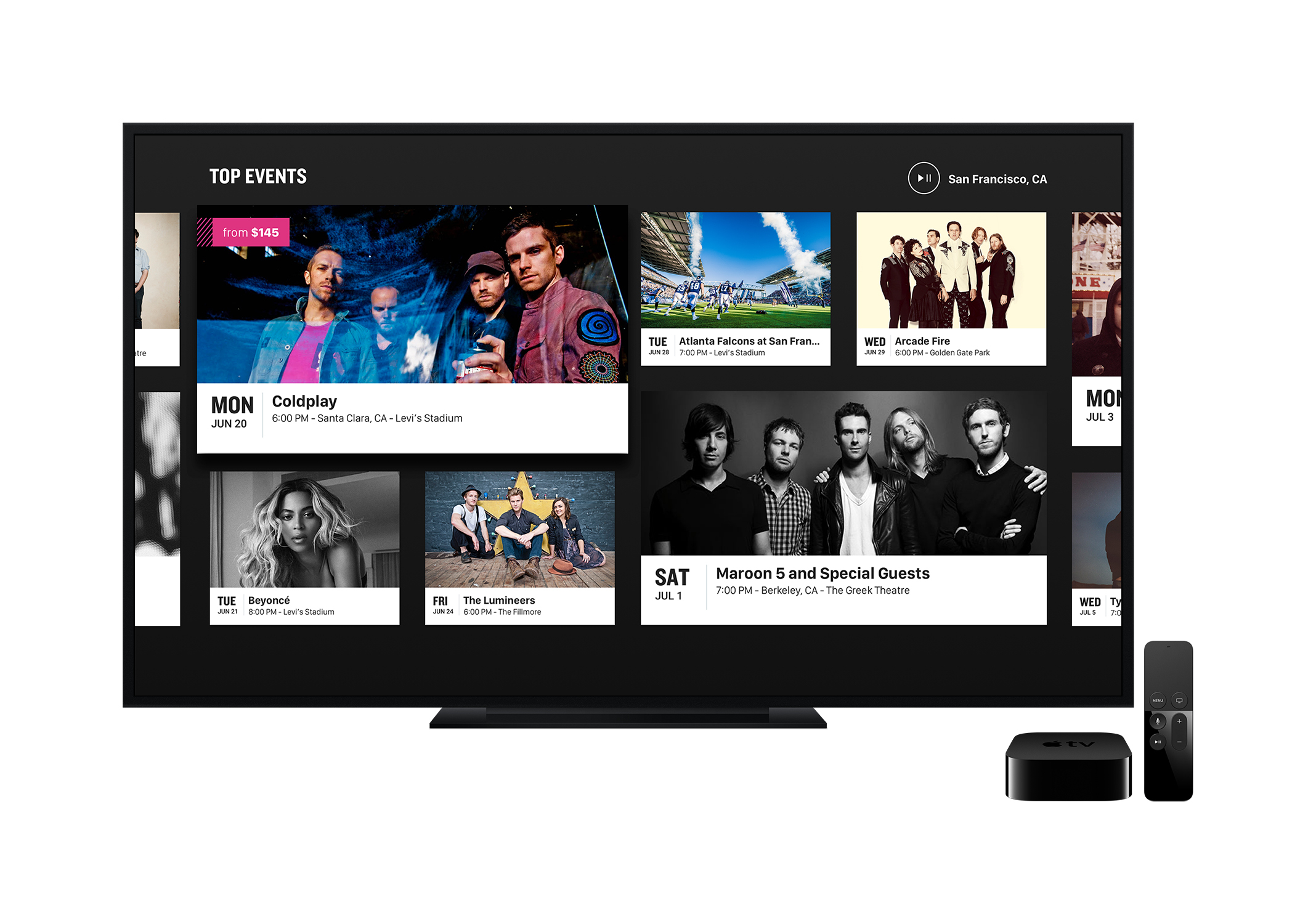techcrunch.com - Romain Dillet - Apple could charge $9.99 per month each for HBO, Showtime and Starz