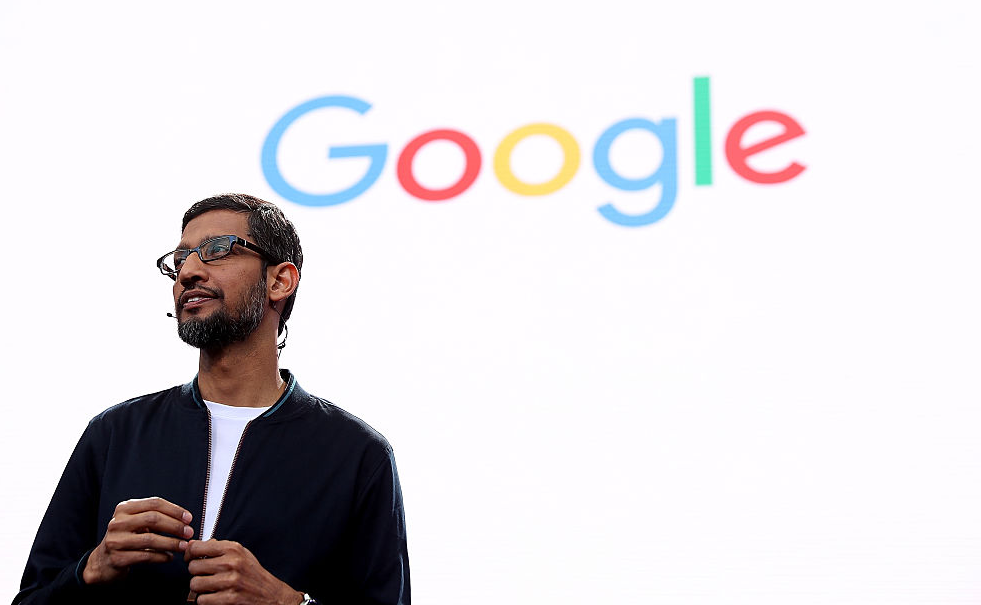 Google Cloud helps push Alphabet to profitable quarter