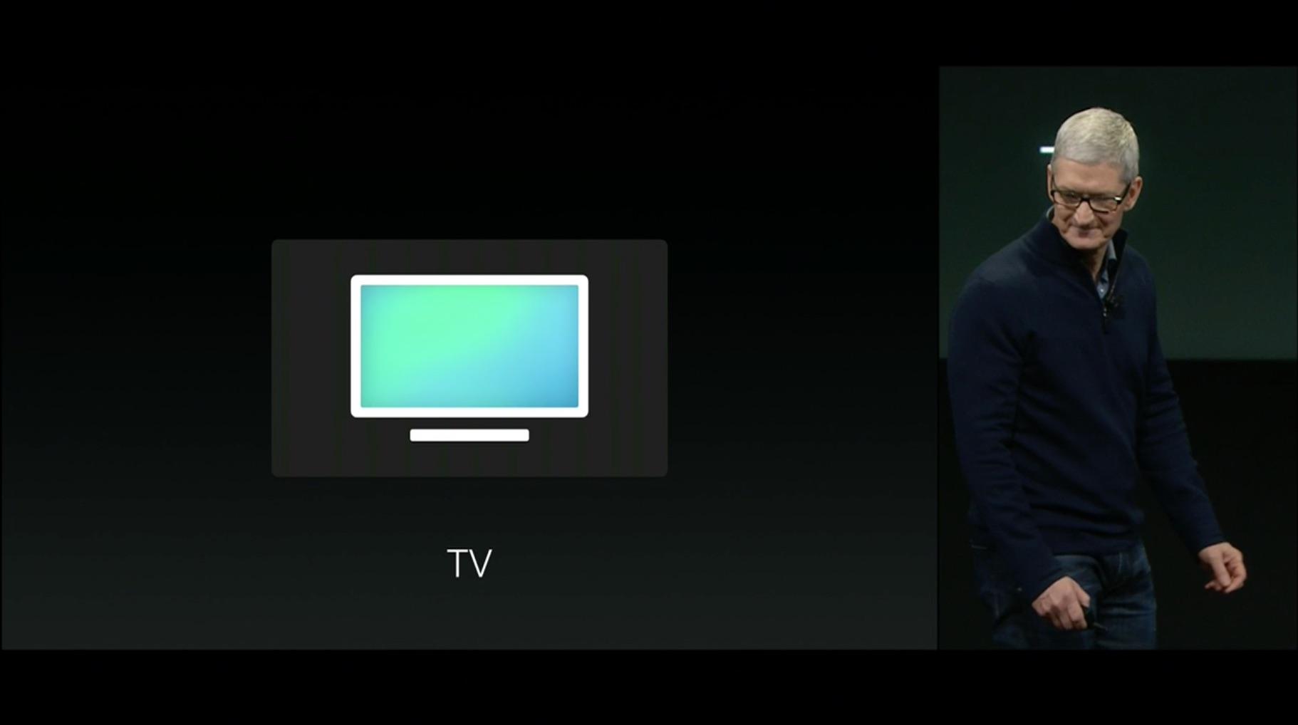 apple debuts u201ctv u201d a tv guide and watchlist app for apple tv iphone rh techcrunch com michelin guide ipad app ipad tv guide app