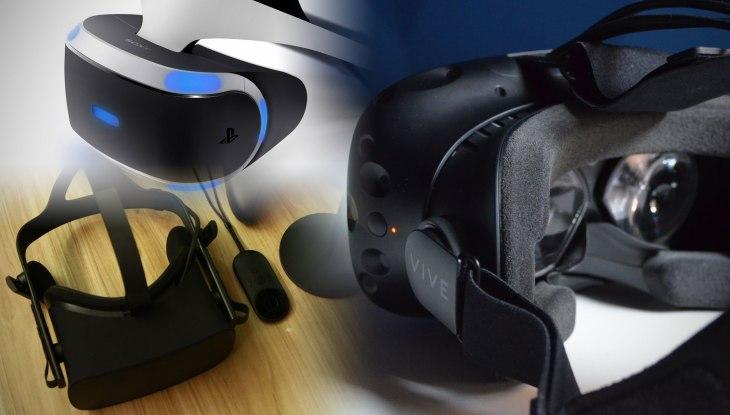 7c5f1d5d7d1 VR battle royale  PS VR vs. HTC Vive vs. Oculus Rift
