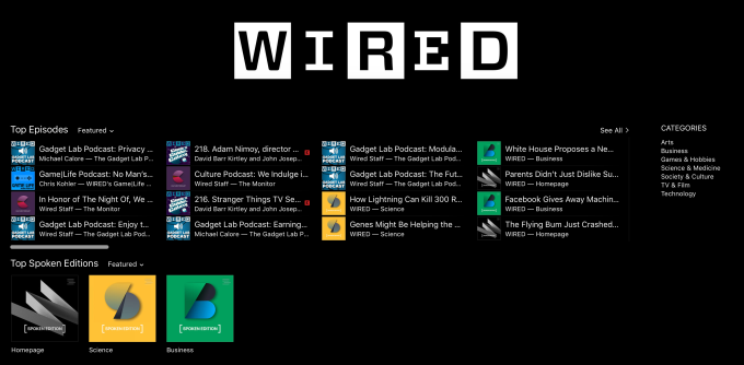 wired-spoken-editions