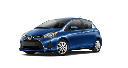 The 2017 Toyota Yaris Points To The Future Of Cars Techcrunch