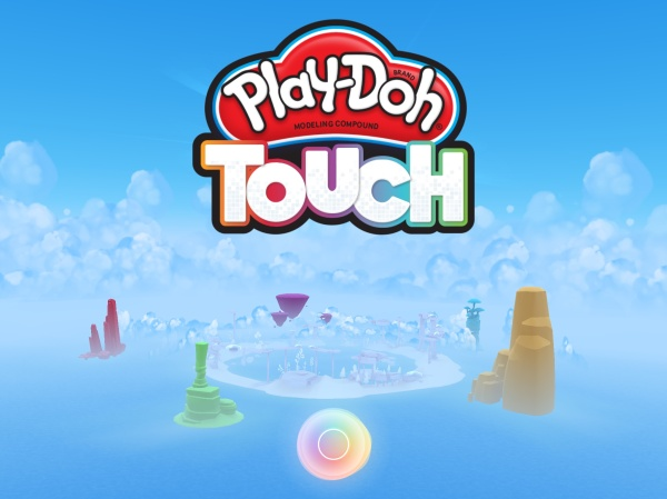 Hands-on with Play-Doh Touch, the app that brings kids
