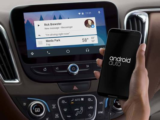 Facebook Messenger now works in Android Auto   TechCrunch