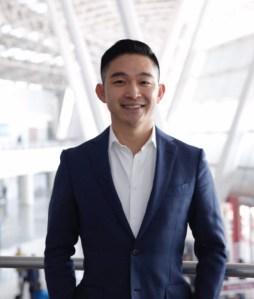 Gfresh cofounder Anthony Wan.
