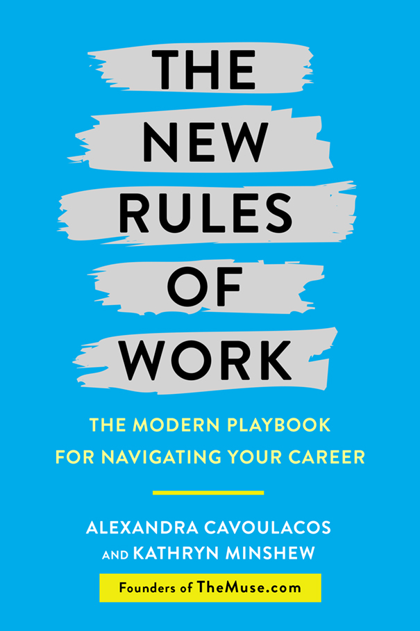 The Muse co founders are writing a book about the new rules