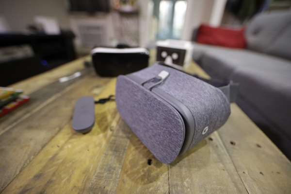 Google's big VR news is that there is no VR news – TechCrunch