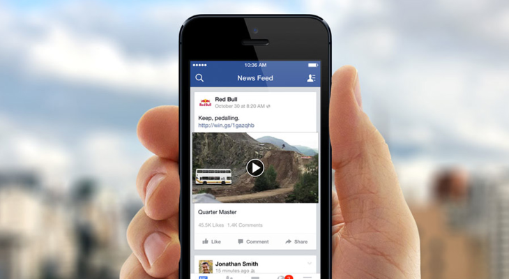Facebook to test showing ads mid-video with publisher revenue ...