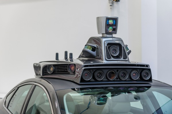 UK moves toward driverless car tests without safety drivers