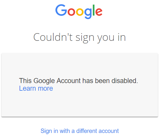 google-accountsa