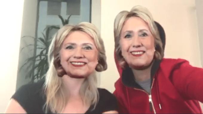 hillary-masks