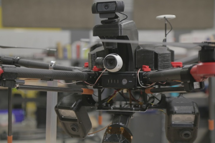 San Leandro Based Aire Systems Is Making A Business Out Of Solving The Toughest Problems Facing Emerging Drone Industry
