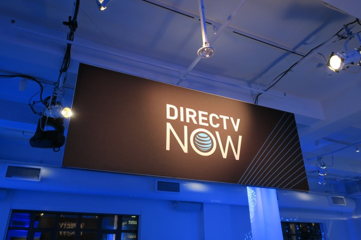 AT&T makes DirecTV Now a $10 add-on to its Unlimited Choice