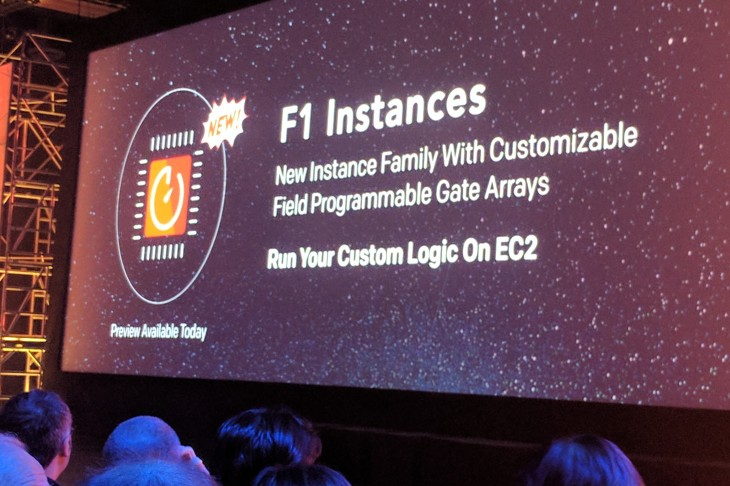 AWS announces FPGA instances for its EC2 cloud computing