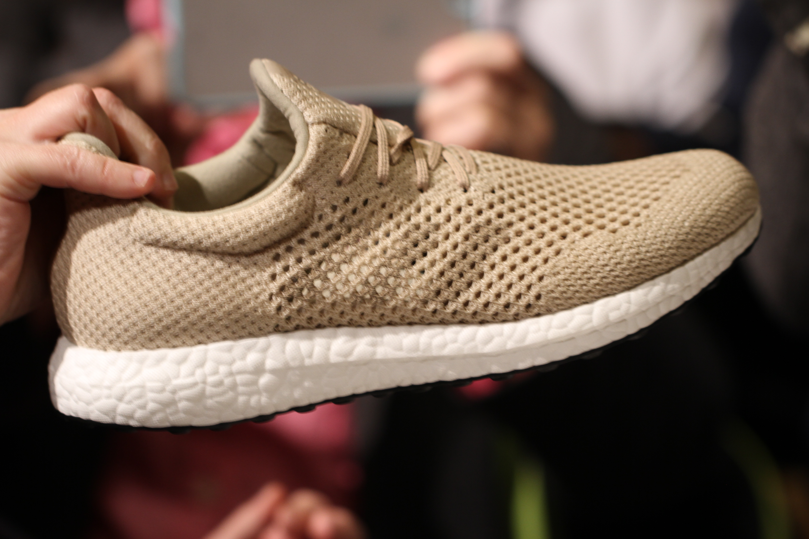 best sneakers a34bc 3f211 These Adidas shoes are biodegradable   TechCrunch
