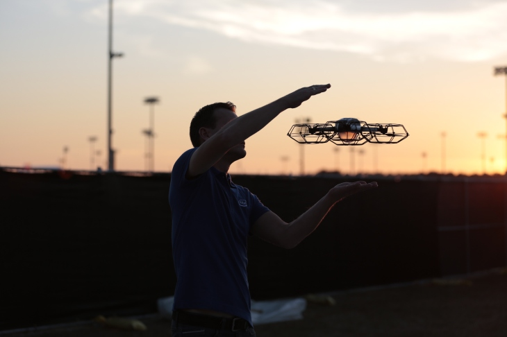 New FAA proposal would let drones fly over people and at