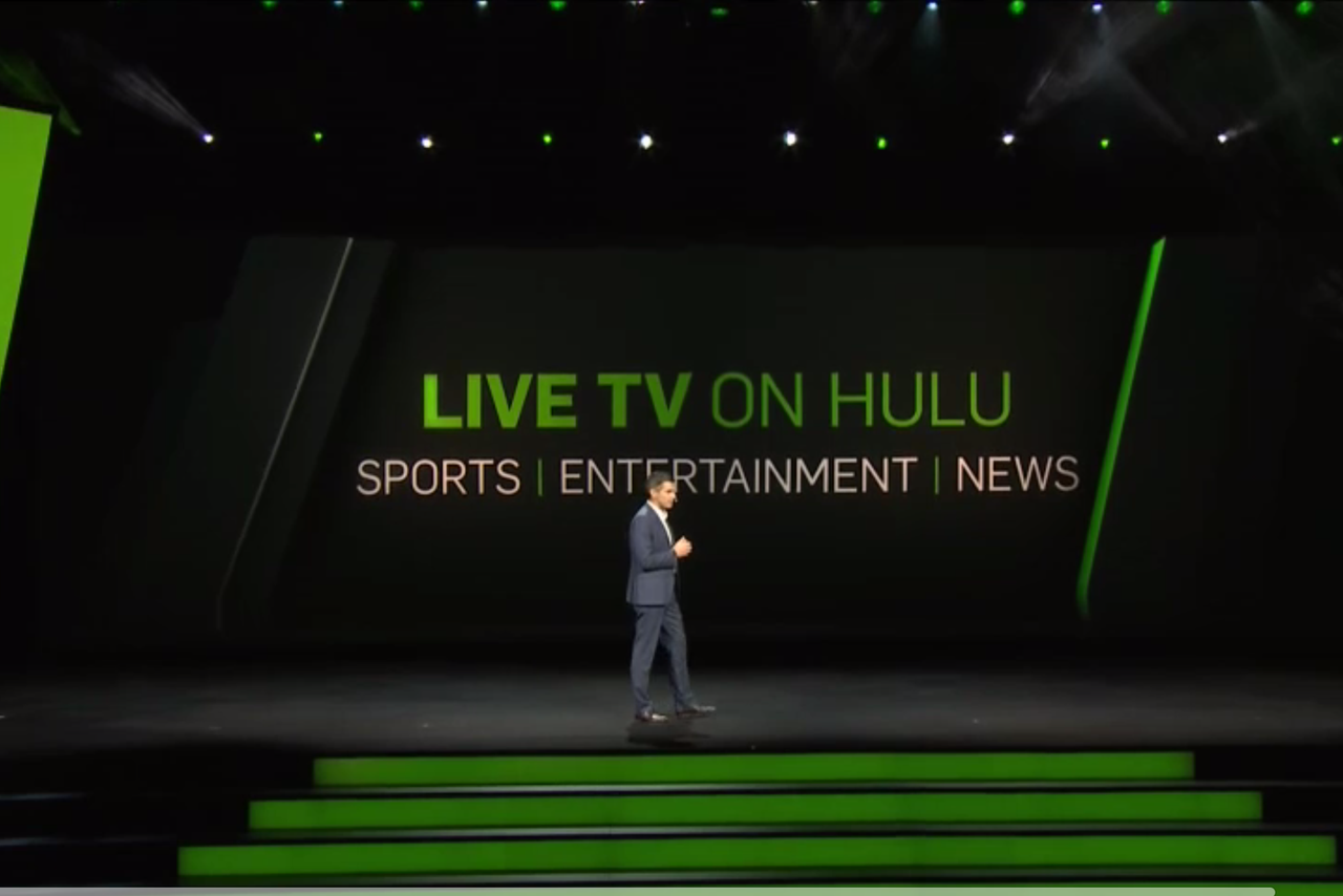 Hulu's live TV streaming service will have channels from Fox
