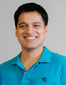 Swapnil Shinde, CEO of Mezi.