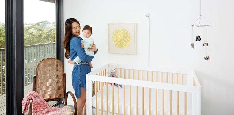Nanit raises $21 million for its baby monitor, app, and new line of wearables for infants thumbnail