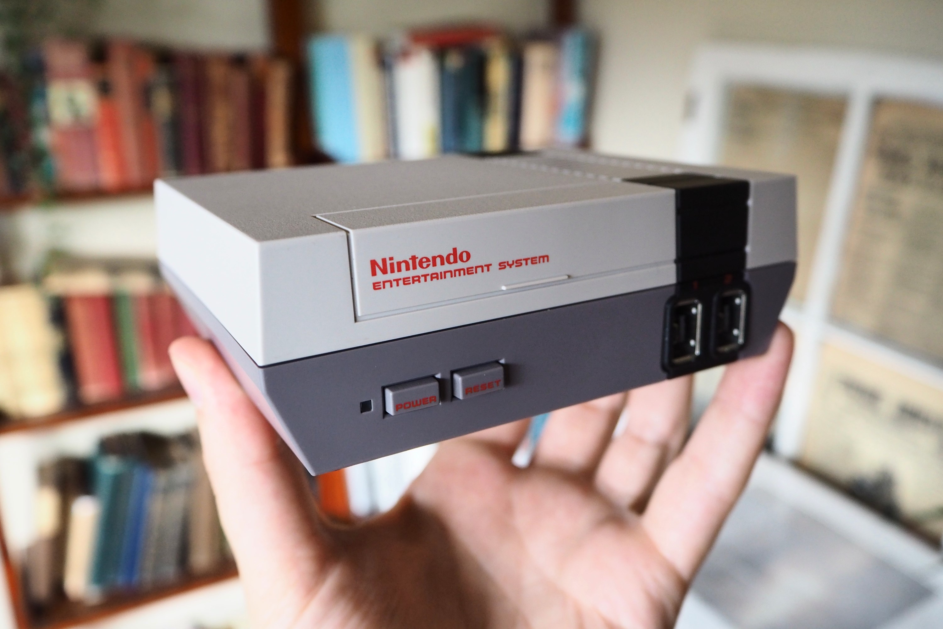 Modders are turning the NES Classic Edition into an all-purpose