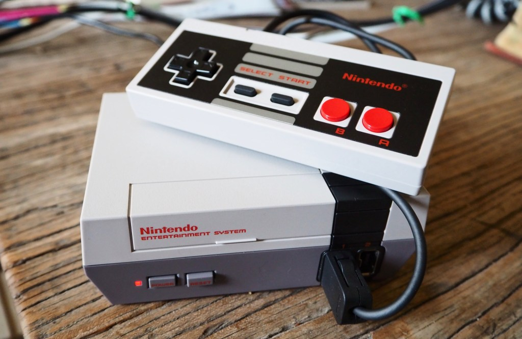 Review The Nes Classic Edition And All 30 Games On It Techcrunch