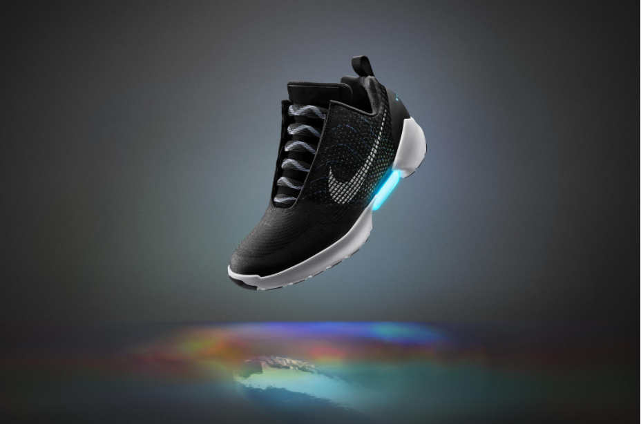 Nike's self-lacing shoes are coming