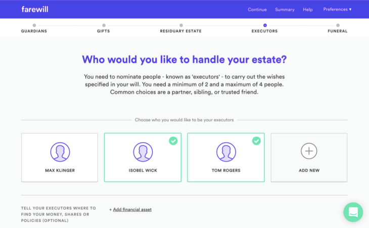 Uk Startup Farewill Wants To Give Will Writing A Web Based Makeover