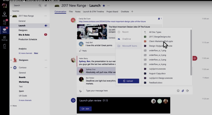 Deja Vu All Over Again Revisited Once >> Microsoft Teams Feels Like Deja Vu All Over Again Techcrunch