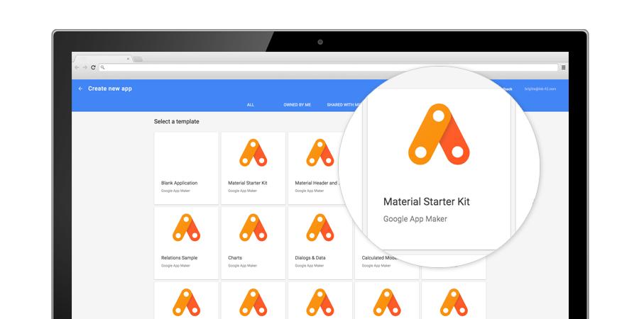 Google launches App Maker | TechCrunch