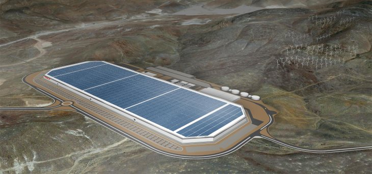 Tesla, Panasonic modify expansion plans for gigafactory