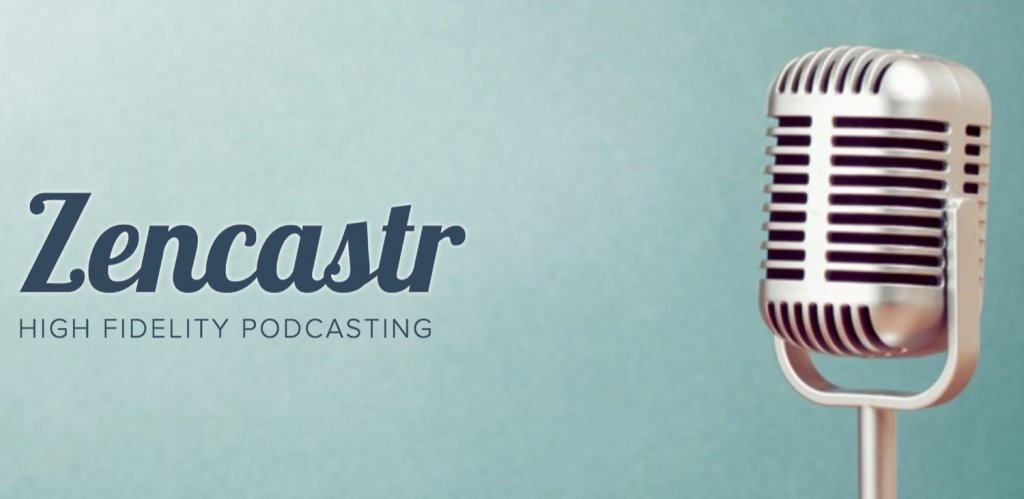 Zencaster makes it easier to record high-quality podcast