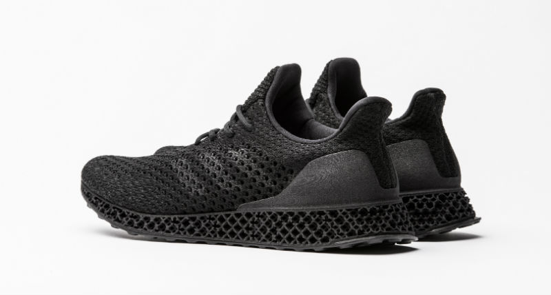 3D printed running shoes